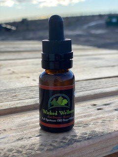 Bacon Pet CBD Oil Drops- 15ml